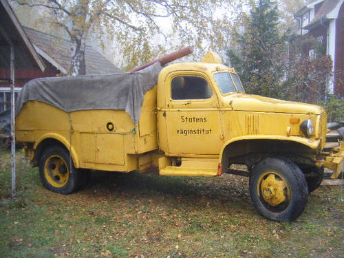 1944 Chevrolet Earth Auger US signal corps For Sale (picture 2 of 6)
