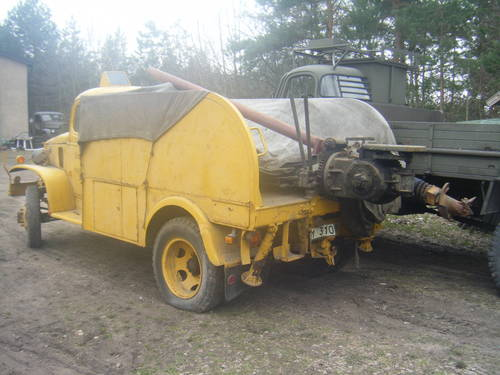 1944 Chevrolet Earth Auger US signal corps For Sale (picture 5 of 6)