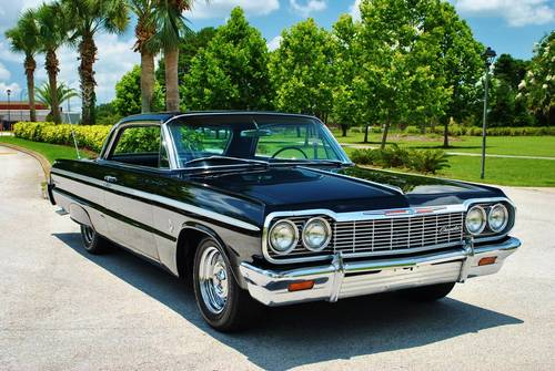 1964 Chevrolet Impala SS Hardtop 409 V8 Fully Restored! For Sale (picture 1 of 6)