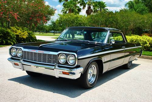 1964 Chevrolet Impala SS Hardtop 409 V8 Fully Restored! For Sale (picture 2 of 6)