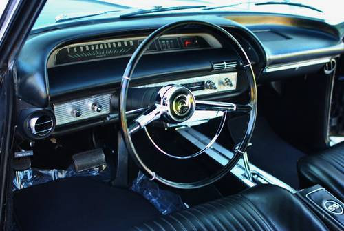 1964 Chevrolet Impala SS Hardtop 409 V8 Fully Restored! For Sale (picture 4 of 6)