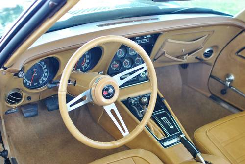 1973 Chevrolet Corvette Convertible 17,089 Actual Miles! For Sale (picture 4 of 6)
