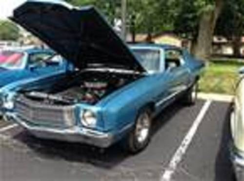 1970 Chevrolet Monte Carlo For Sale (picture 1 of 1)