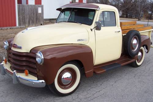 1953 Chevrolet Pickup For Sale (picture 1 of 1)
