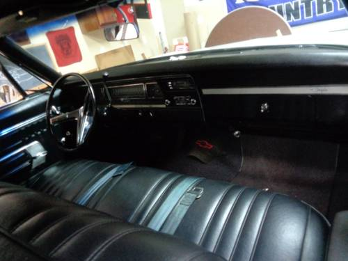 1968 Chevrolet Impala Convertible For Sale (picture 3 of 5)