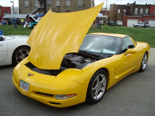 2001 Chevrolet Coupe For Sale (picture 1 of 6)