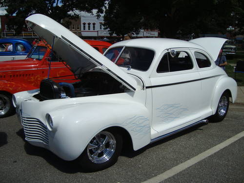 1941 Chevrolet Deluxe Coupe For Sale (picture 1 of 6)
