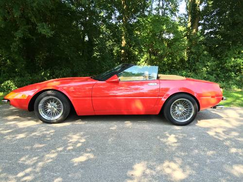1984 Corvette C4 McBurnie Spider For Sale (picture 2 of 6)