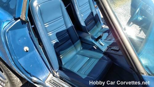 1977 Blue Blue Corvette 4spd 68K miles For Sale (picture 6 of 6)