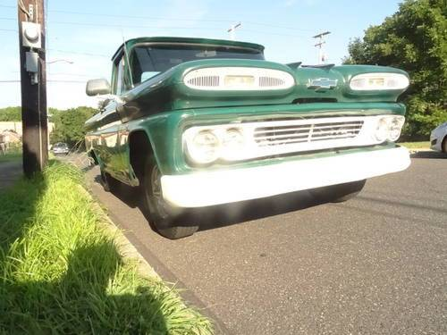 1960 Chevrolet Apache Pickup For Sale (picture 2 of 6)