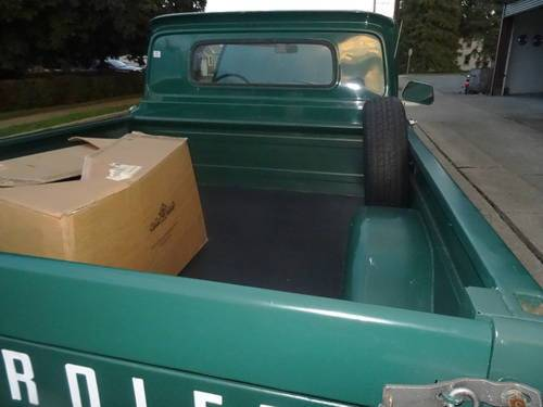 1960 Chevrolet Apache Pickup For Sale (picture 4 of 6)