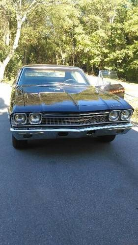 1968 Chevrolet Chevelle 2DR HT For Sale (picture 3 of 6)