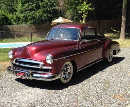 1949 Chevrolet Coupe *RARE* For Sale (picture 1 of 5)