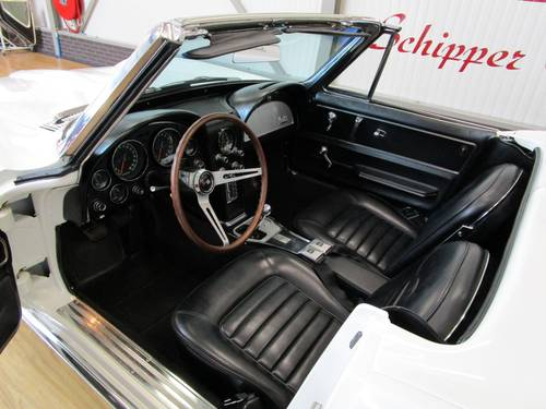1966 Chevrolet Corvette C2 Stingray Convertible Matching / Second For Sale (picture 5 of 6)