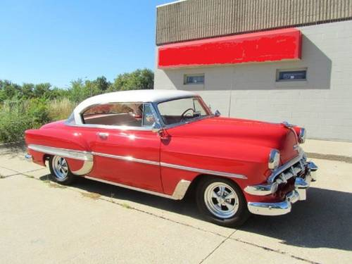 1954 Chevrolet Bel Air 2DR HT For Sale (picture 2 of 6)