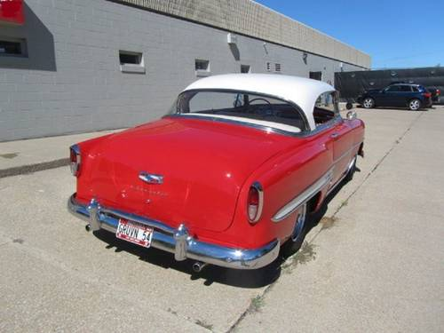1954 Chevrolet Bel Air 2DR HT For Sale (picture 3 of 6)