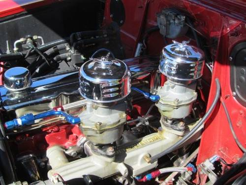 1954 Chevrolet Bel Air 2DR HT For Sale (picture 6 of 6)