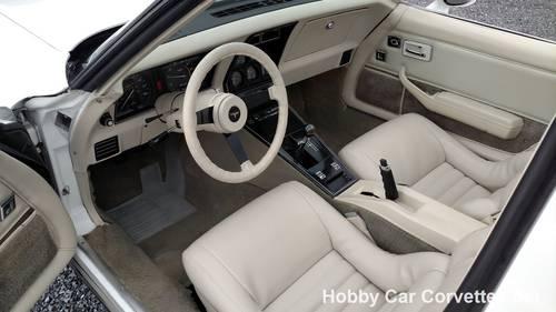 1980 White White Corvette 4spd For Sale For Sale (picture 2 of 6)