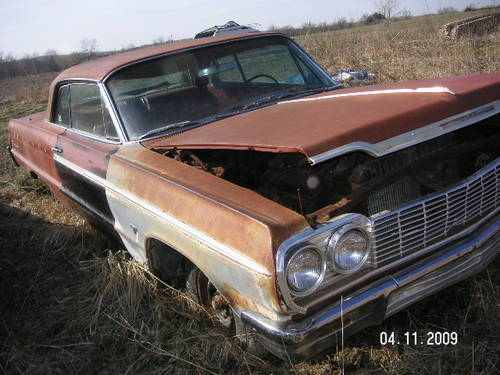 1964 Chevrolet Impala SS 2DR HT For Sale (picture 2 of 5)