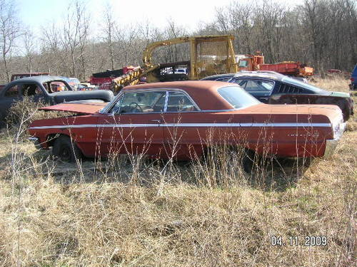1964 Chevrolet Impala SS 2DR HT For Sale (picture 3 of 5)