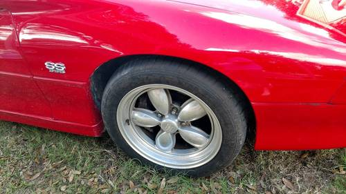 "1996 Chevrolet Camaro SS ""Hurricane"" 2DR For Sale (picture 5 of 5)"
