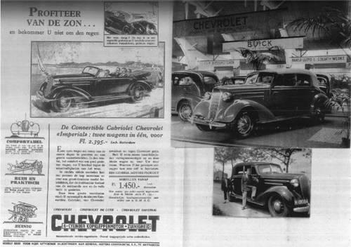 1935 UNIQUE , RAREST CHEVROLET CONVERTIBLE For Sale (picture 6 of 6)