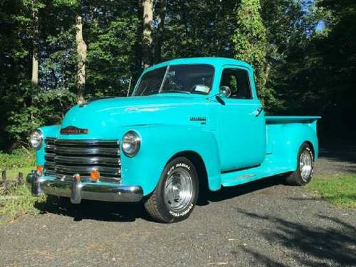 1951 Chevrolet 3100 5-W Pickup For Sale (picture 1 of 5)