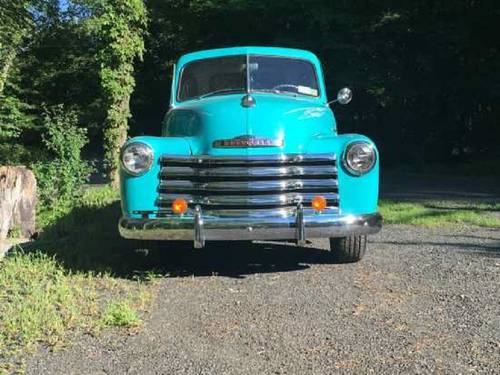 1951 Chevrolet 3100 5-W Pickup For Sale (picture 2 of 5)