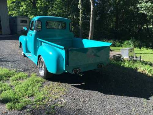 1951 Chevrolet 3100 5-W Pickup For Sale (picture 3 of 5)