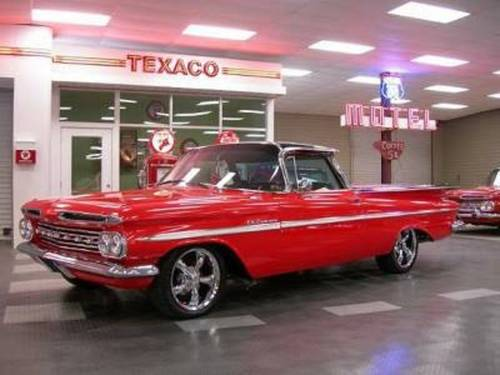 1959 Chevrolet El Camino For Sale (picture 1 of 5)