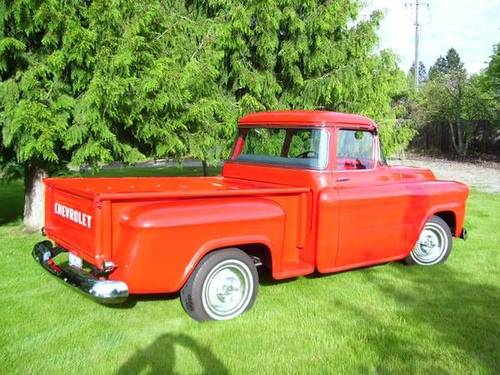 1959 Chevrolet 3100 Apache Pickup For Sale (picture 3 of 6)