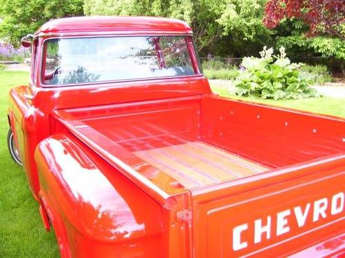 1959 Chevrolet 3100 Apache Pickup For Sale (picture 5 of 6)
