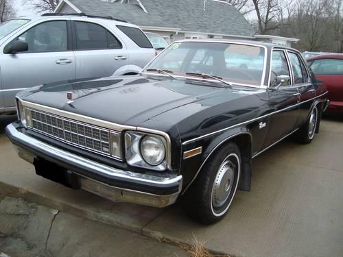 1976 Chevrolet Nova Concours 4DR Sedan For Sale (picture 1 of 6)