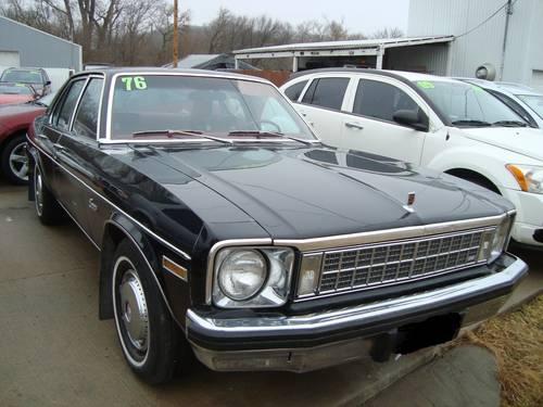 1976 Chevrolet Nova Concours 4DR Sedan For Sale (picture 2 of 6)
