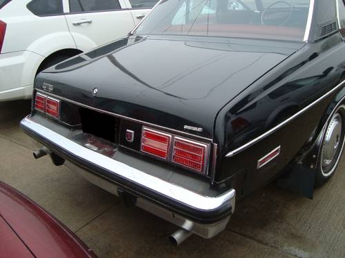 1976 Chevrolet Nova Concours 4DR Sedan For Sale (picture 3 of 6)