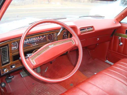 1976 Chevrolet Nova Concours 4DR Sedan For Sale (picture 4 of 6)