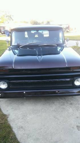 1965 Chevrolet C-10 Pickup For Sale (picture 2 of 5)