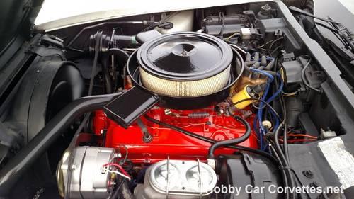 1974 White Corvette Red Int Fun Driver For Sale For Sale (picture 5 of 6)