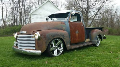 1950 Chevrolet 3100 Pickup For Sale (picture 1 of 4)