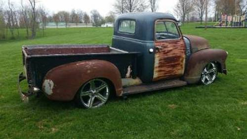 1950 Chevrolet 3100 Pickup For Sale (picture 4 of 4)