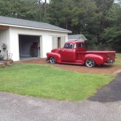 1952 Chevrolet 3100 5-W Pickup For Sale (picture 1 of 6)