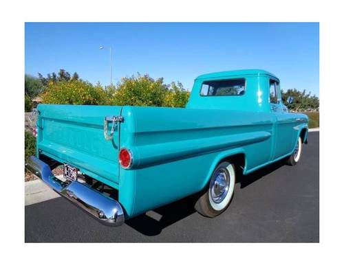 1958 Chevrolet 3100 Apache 235 Pickup For Sale (picture 3 of 6)