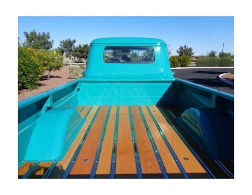1958 Chevrolet 3100 Apache 235 Pickup For Sale (picture 4 of 6)