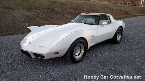 1979 White White Corvette For Sale For Sale (picture 1 of 6)