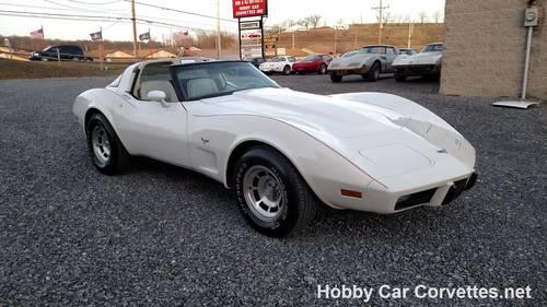 1979 White White Corvette For Sale For Sale (picture 2 of 6)