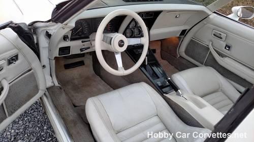 1979 White White Corvette For Sale For Sale (picture 6 of 6)