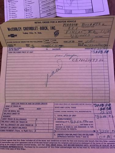1970 Chevrolet C20 pick-up For Sale (picture 5 of 6)
