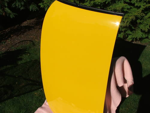 Body Coloured (Solid) Roof Panel For C5 Corvette For Sale (picture 4 of 6)