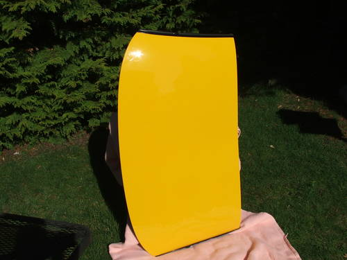 Body Coloured (Solid) Roof Panel For C5 Corvette For Sale (picture 5 of 6)
