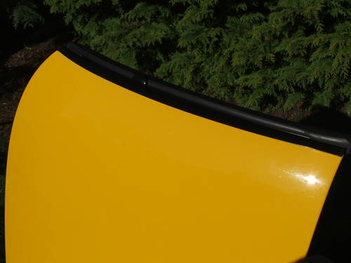 Body Coloured (Solid) Roof Panel For C5 Corvette For Sale (picture 6 of 6)